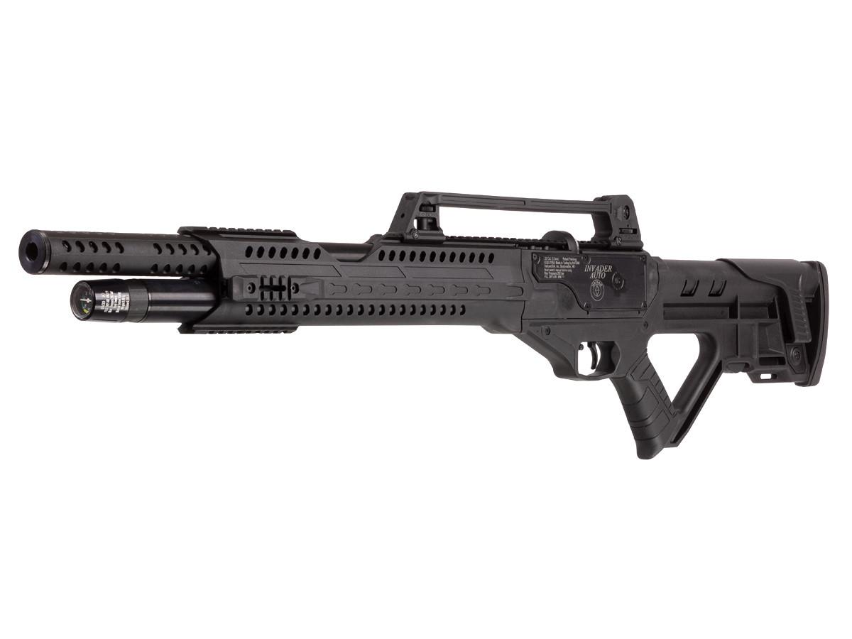 Hatsan Invader Auto Semi-Automatic PCP Air Rifle 0.22 thumbnail