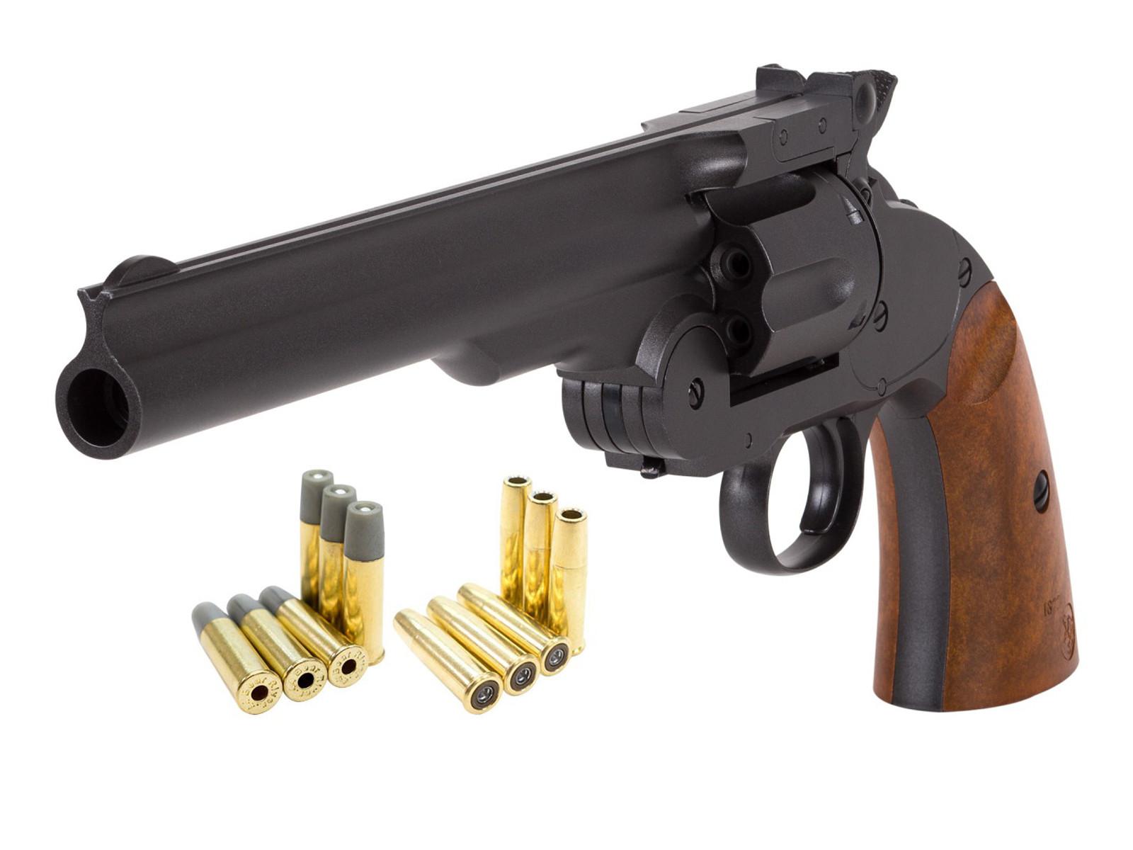 Barra Schofield No. 3 Dual Ammo CO2 Gun Kit