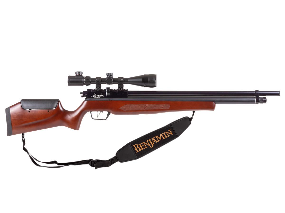 Benjamin Marauder Semi-Auto (SAM) PCP Air Rifle Kit