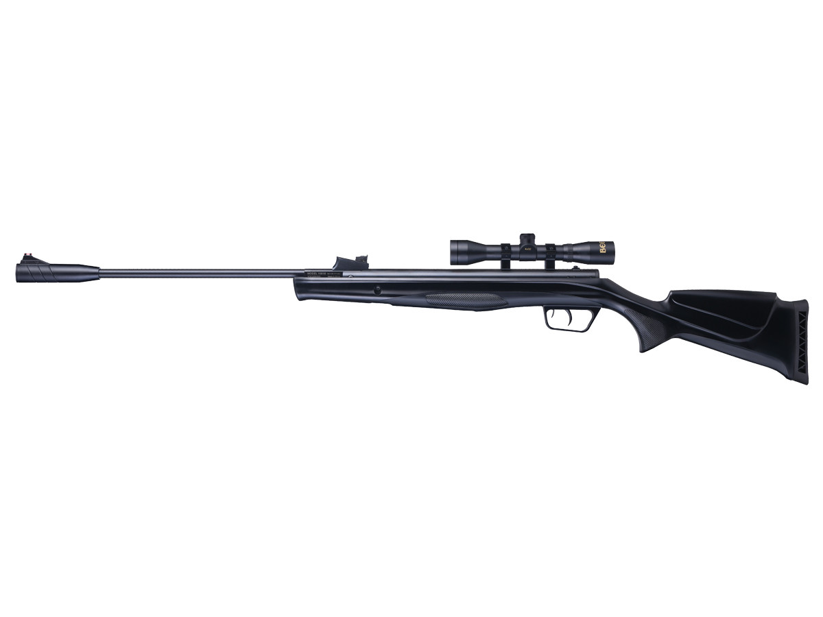 Beeman Air Rifle Combo w/ new synth stock 0.177