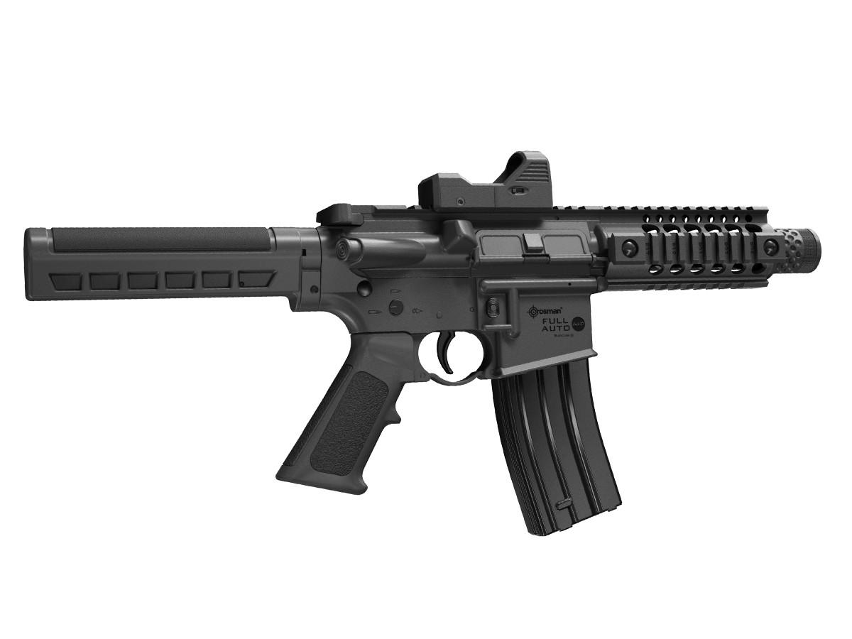 Crosman A4-P Full Auto CO2 BB Pistol 0.177