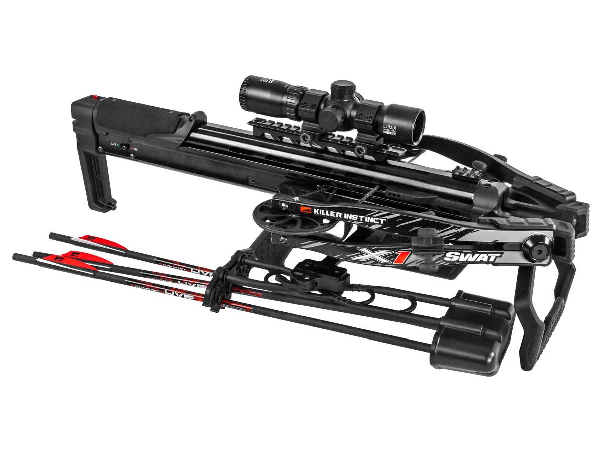 Killer Instinct SWAT X1 Crossbow Elite Package