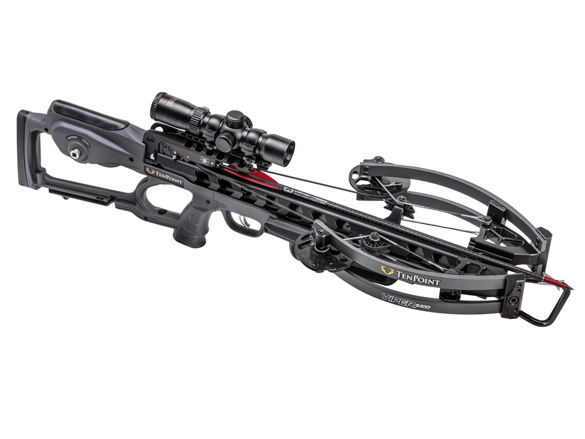 TenPoint Viper S400 Crossbow
