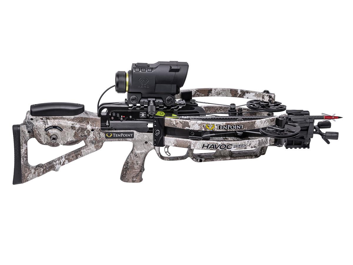 TenPoint Havoc RS440 XERO Crossbow Package