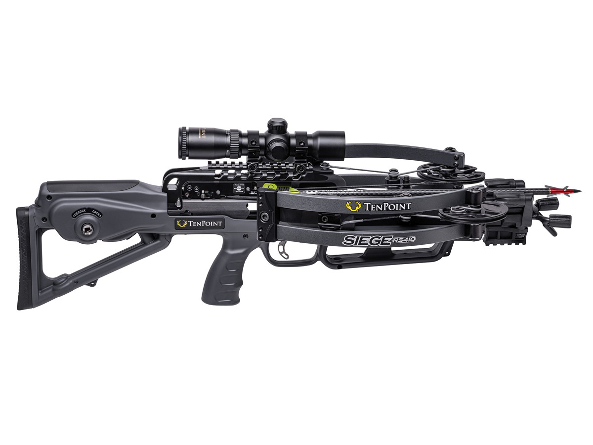 TenPoint Siege RS410 Crossbow Package