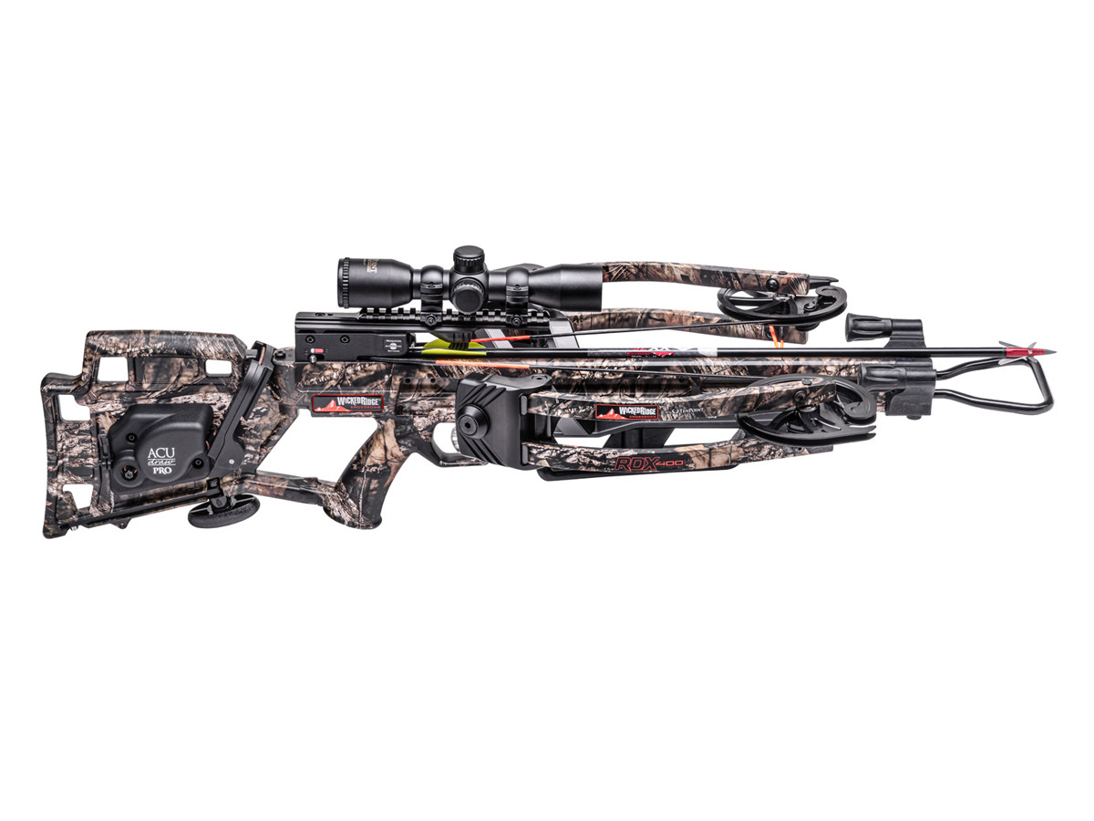 Wicked Ridge RDX 400 Crossbow Package