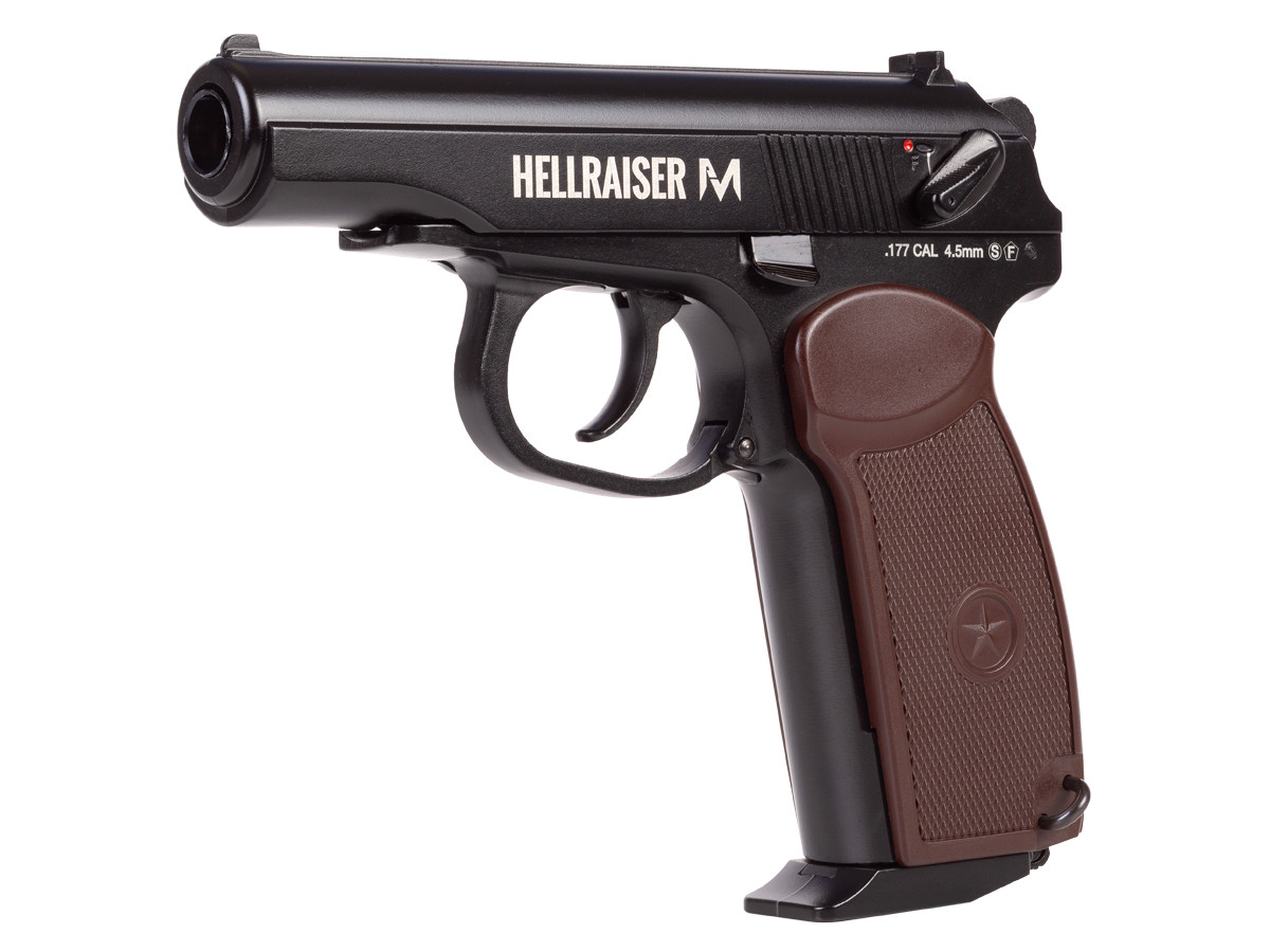 Hellraiser PM CO2 BB Pistol