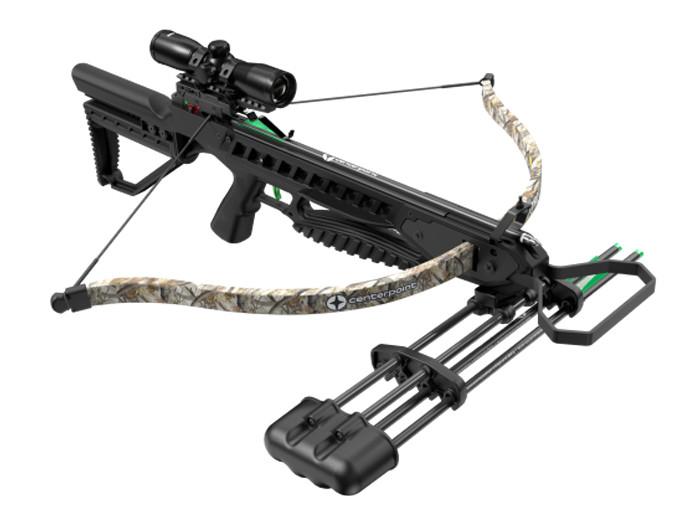 CenterPoint Tyro 245 Recurve Crossbow