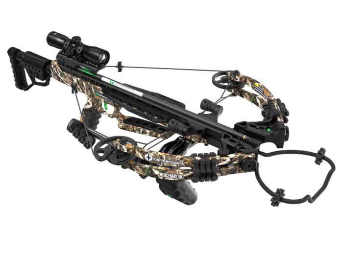 CenterPoint Mercenary 390 Compound Crossbow