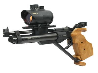 IZH 46M Match Pistol Combo