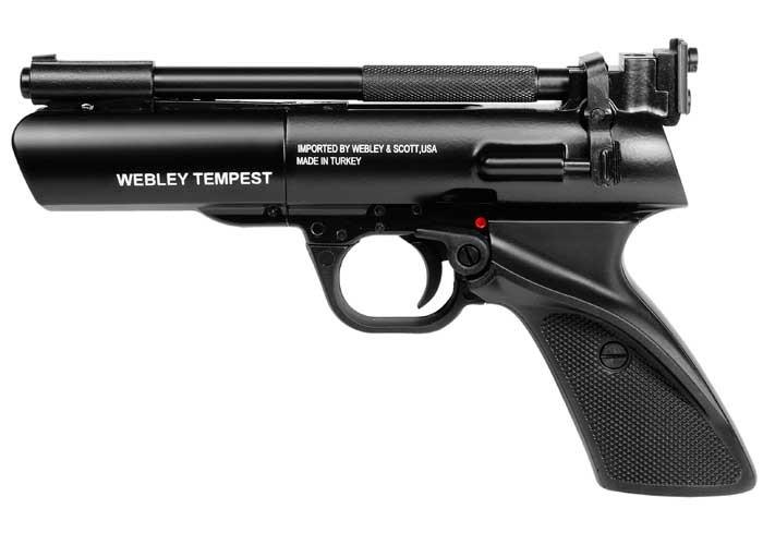 Webley Tempest Air.