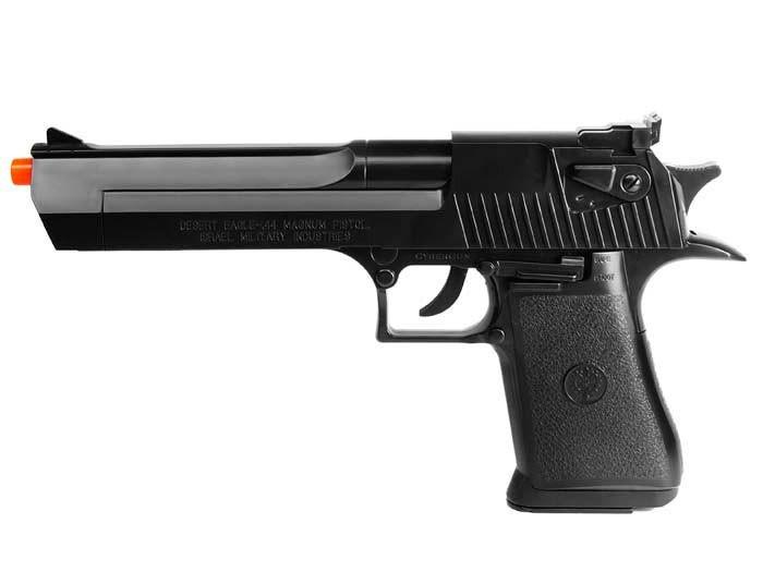 Cheap Desert Eagle .44 Magnum Spring Airsoft Pistol 6mm