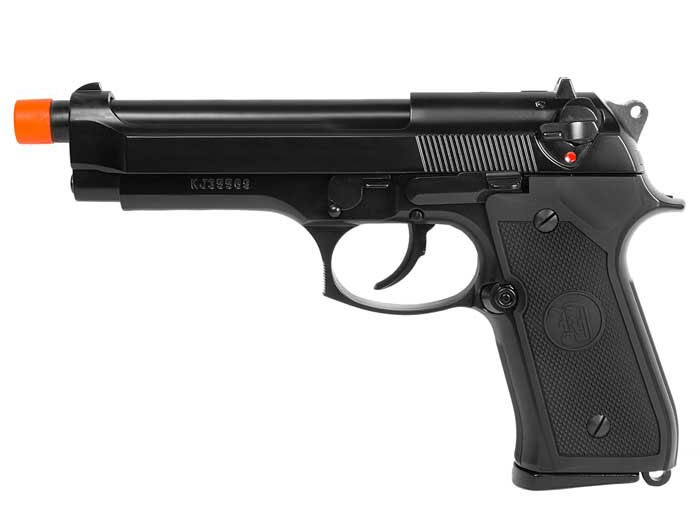 KJ Works M9-FM Airsoft Full Metal GasPistol