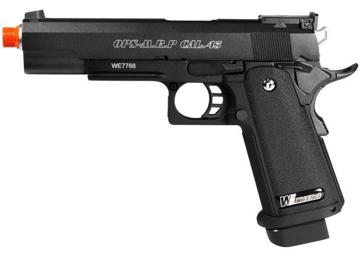 WE Hi-Capa 5.1 R Full Metal Airsoft Gas Pistol