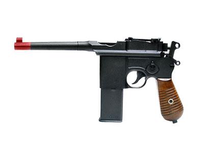 HFC HG-196 Full Metal Gas Airsoft Pistol
