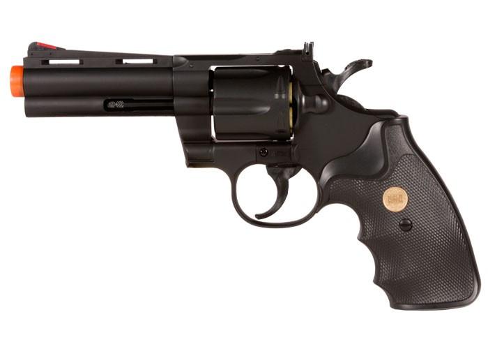 """TSD 937 UHC 4"""" revolver, Black"""