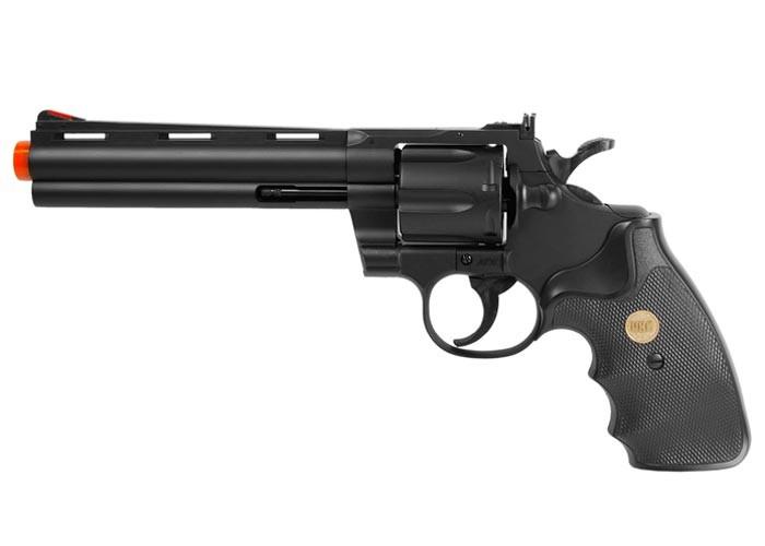 """TSD 938 UHC 6"""" revolver, Black"""