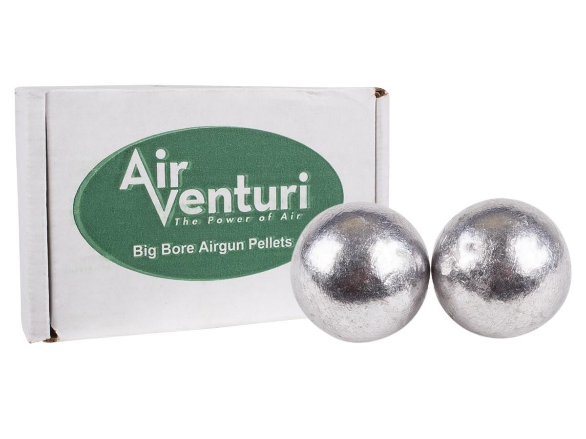 Air Venturi .45 Cal, 143 Grains, Round Ball, 100ct