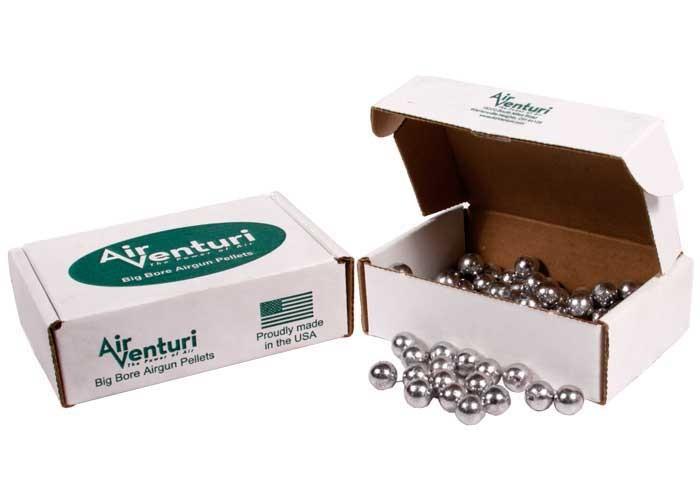 Air Venturi 9mm, 67 Grains, Round Ball, 200ct