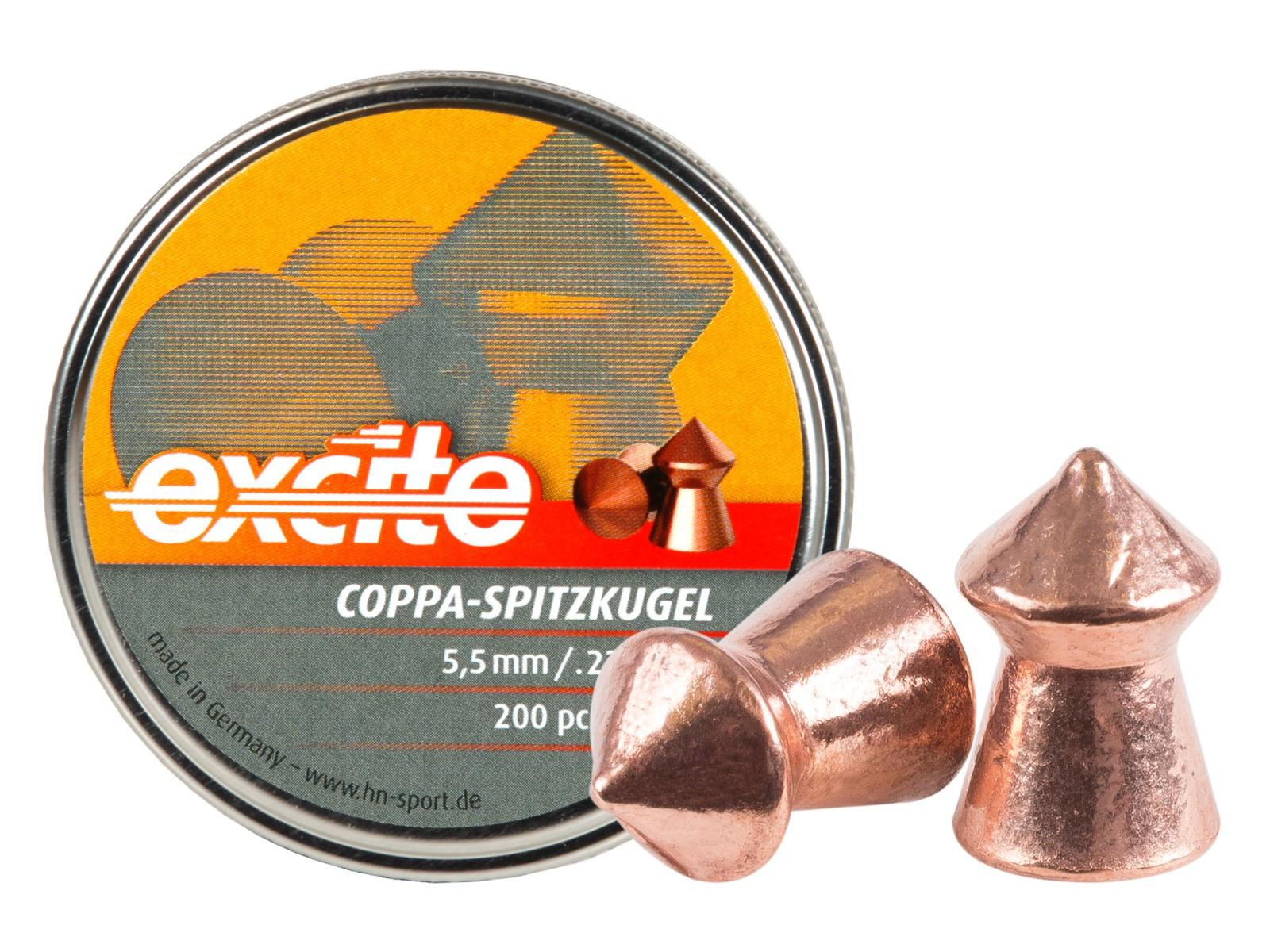 H&N Excite Coppa-Spitzkugel.