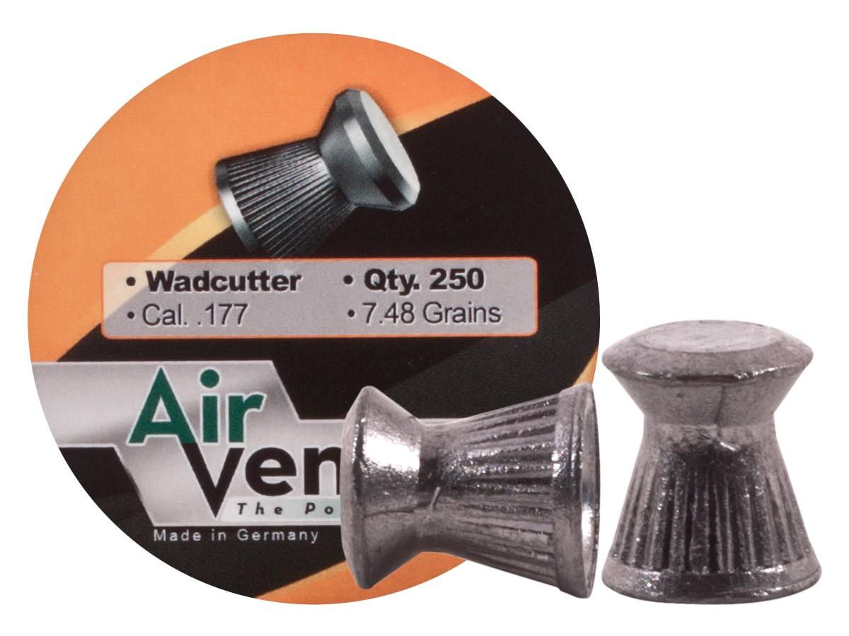 Air Venturi Pellets.