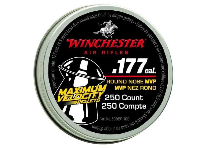 Winchester Maximum Velocity