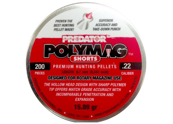 Predator Polymag Shorts.