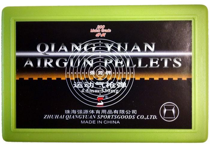 Qiang Yuan Match