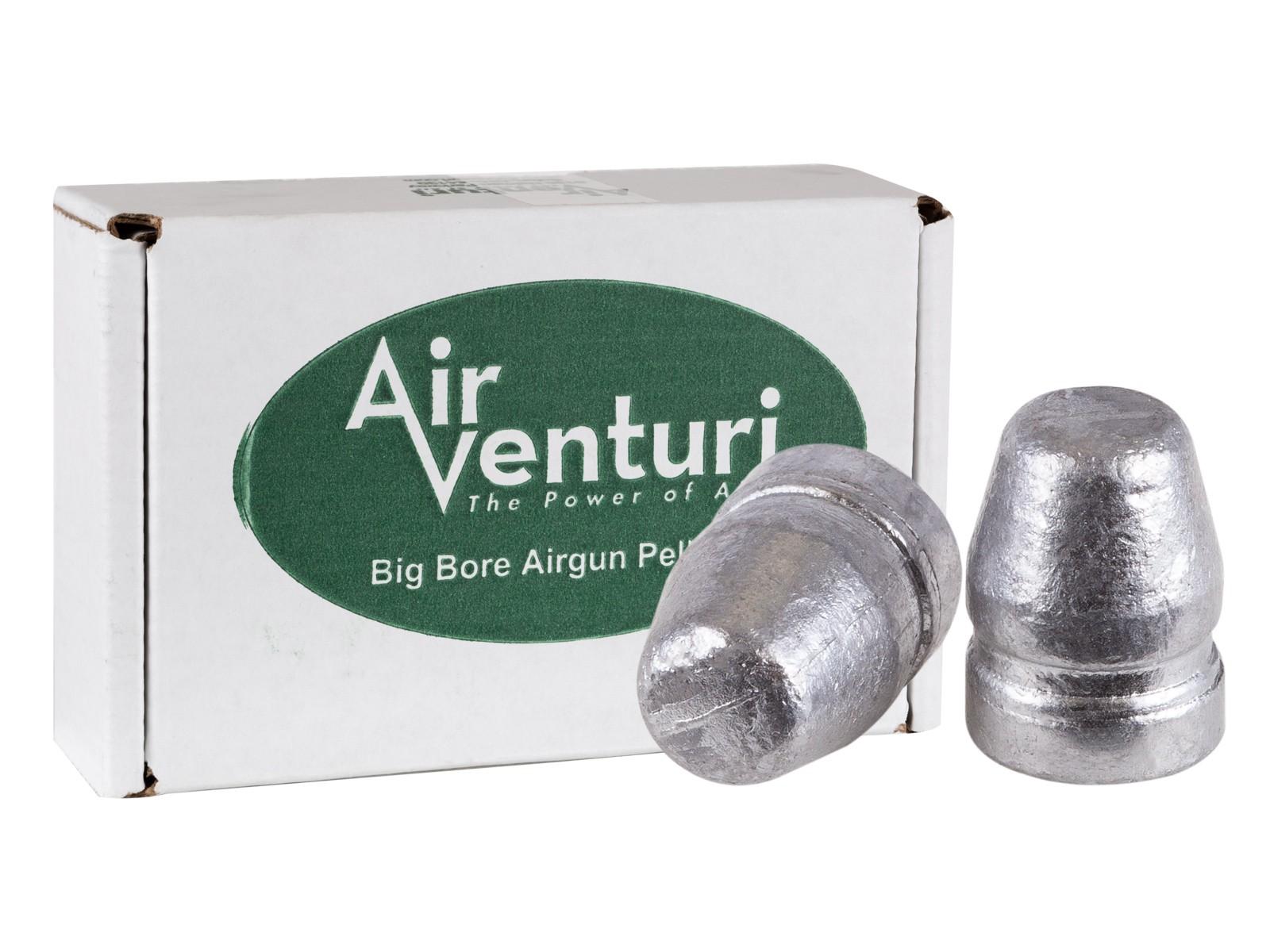 Air Venturi .45 Cal, 240 Grains, Truncated Cone, 50ct