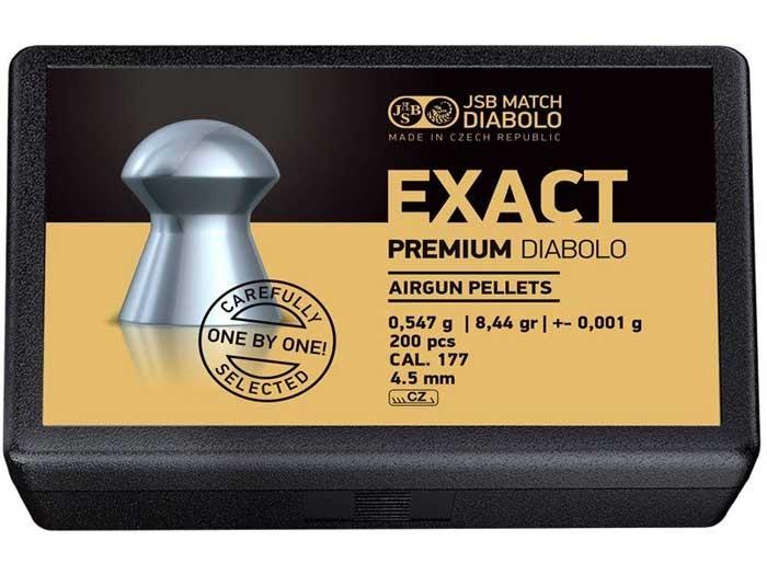 JSB Exact Premium