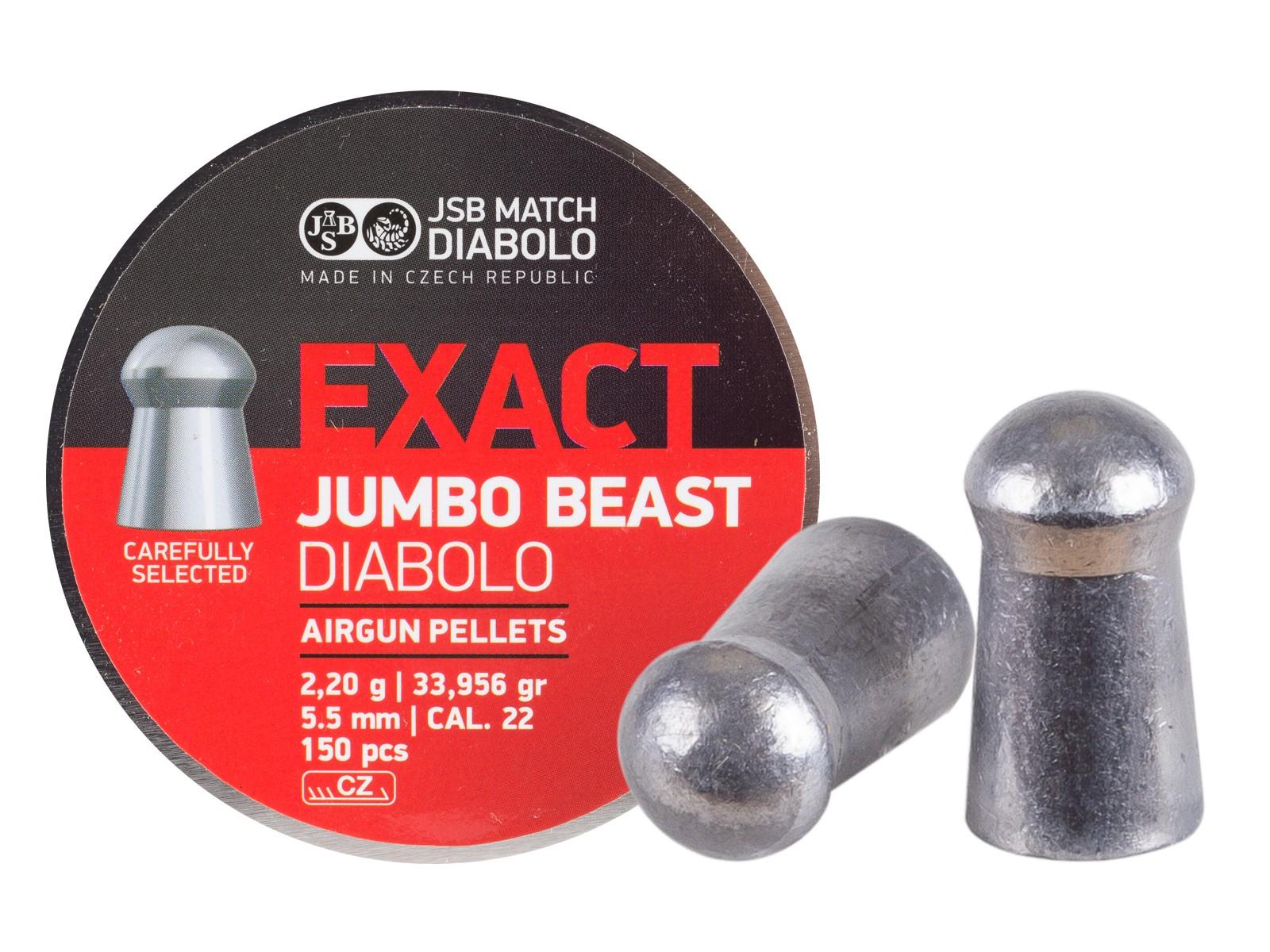 JSB Beast Jumbo.