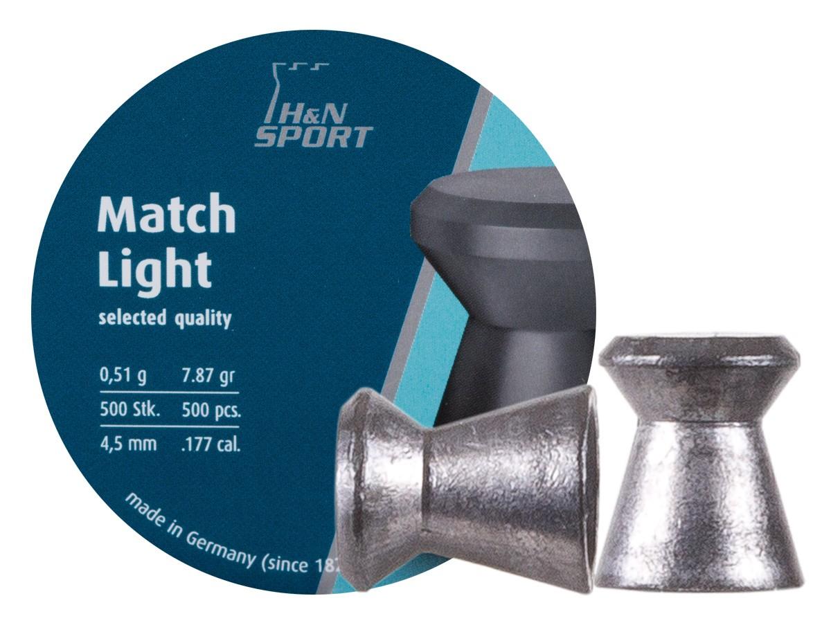 H&N Match Light.