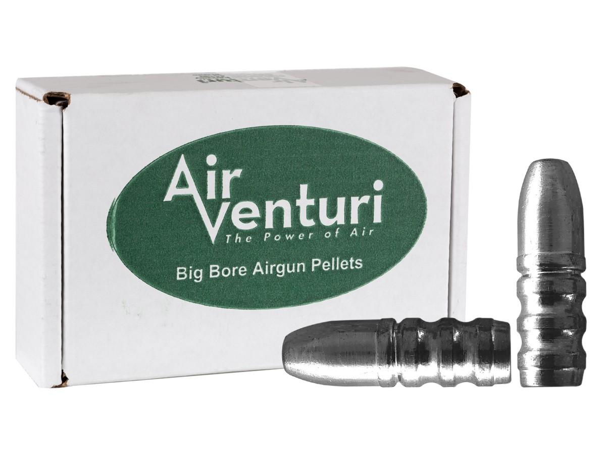 Air Venturi .257 Caliber 105 gr. Flat Point, 100 ct