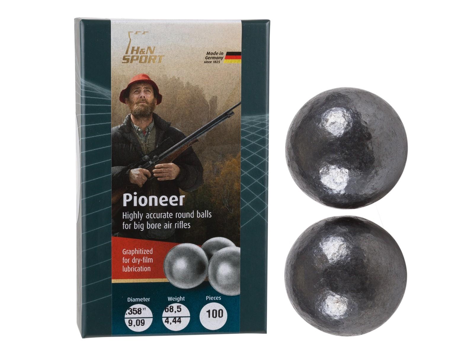H&N Pioneer .358