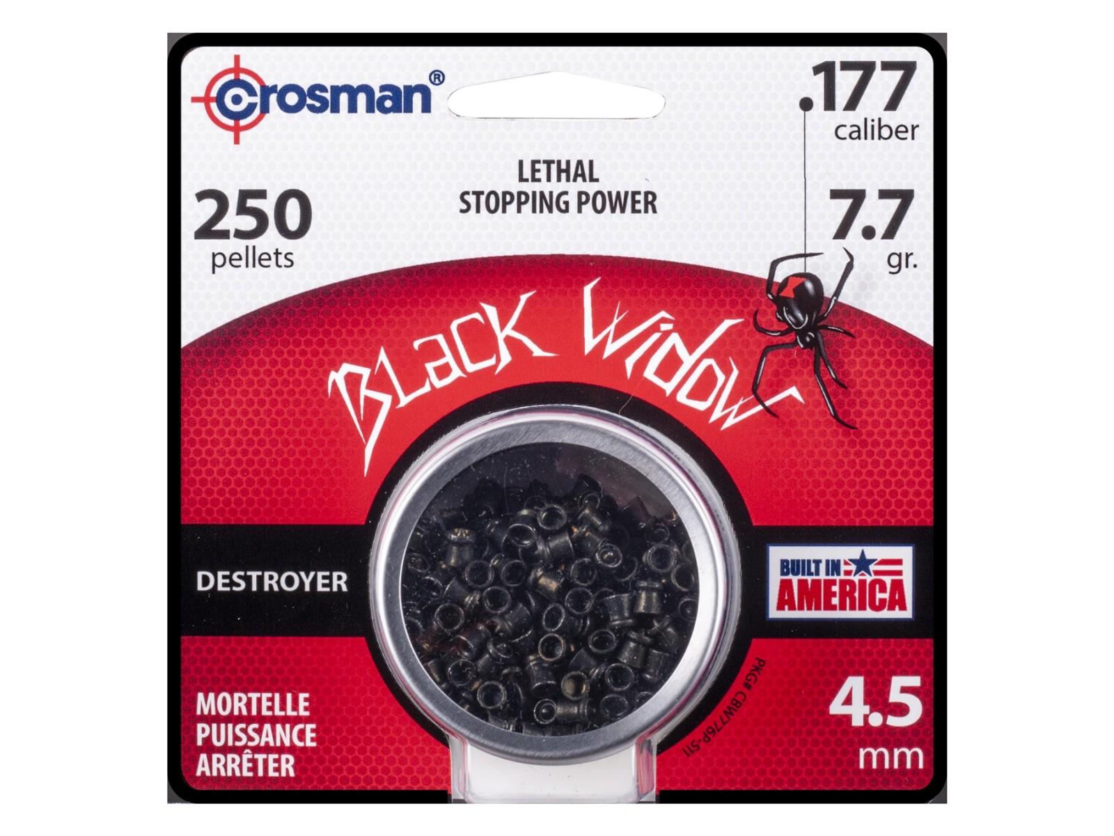 Crosman Black Widow.