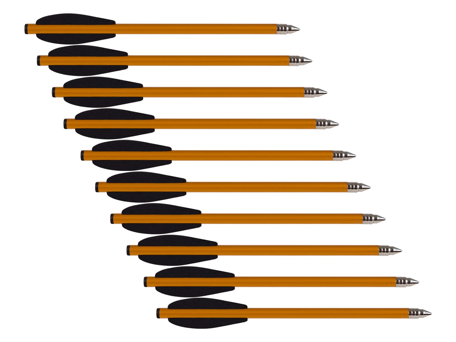 Sen-X Target Arrows by Steambow