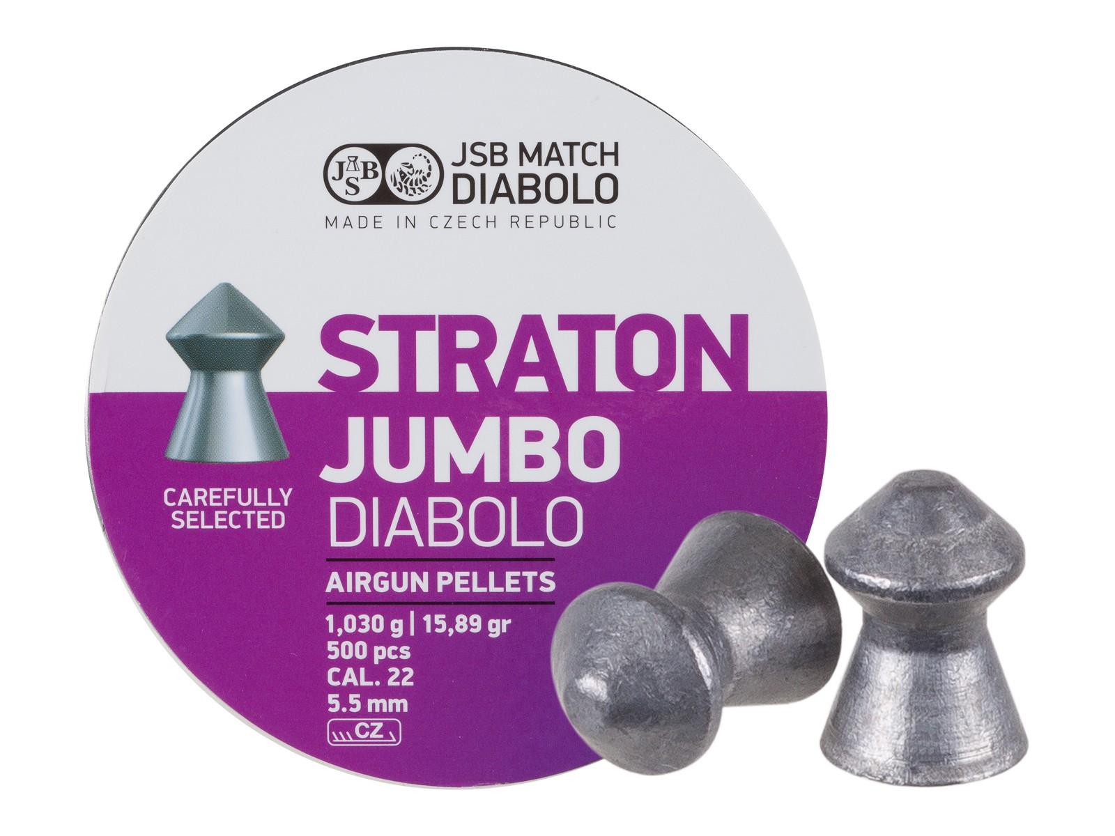 JSB Diabolo Jumbo.