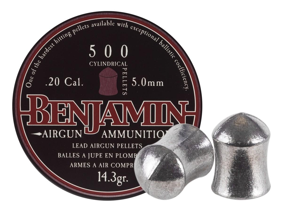 Benjamin Cylindrical .20