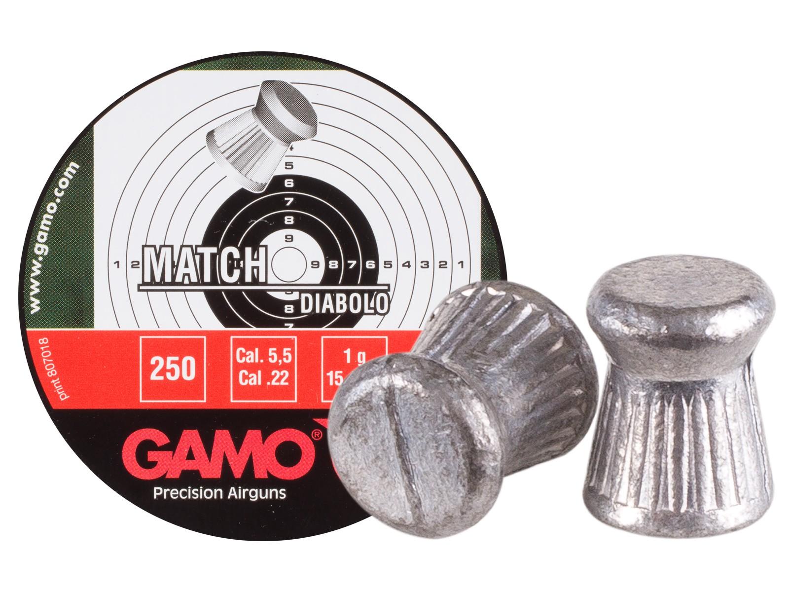 Gamo Match .22.