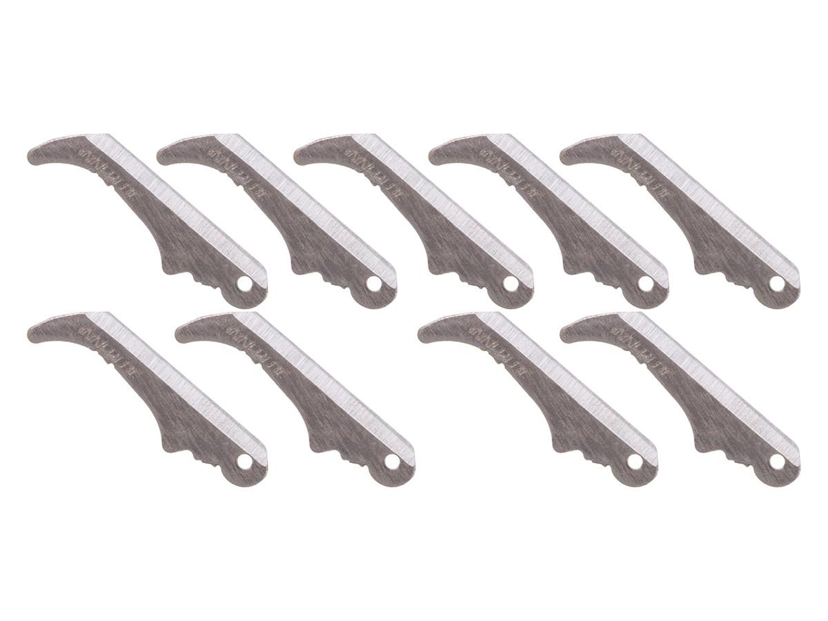 Excalibur X-Act 100 Gr. Mechanical Broadhead Blades, 9 Pack