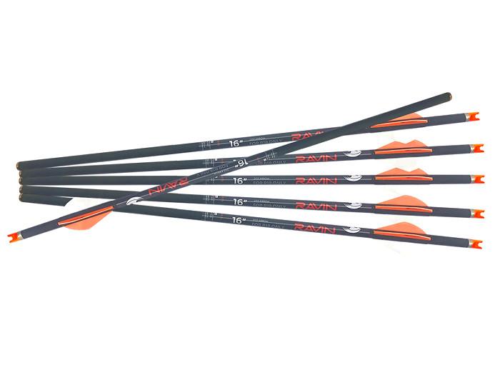 Ravin .003 R18 Arrows, 6 Pack