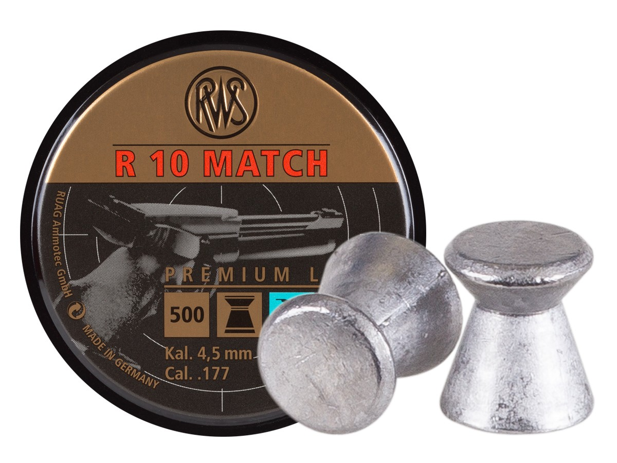 RWS R-10 Match.