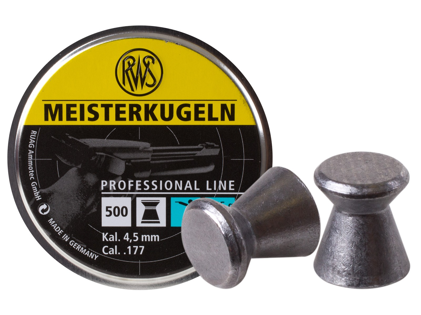 RWS Meisterkugeln Pistol
