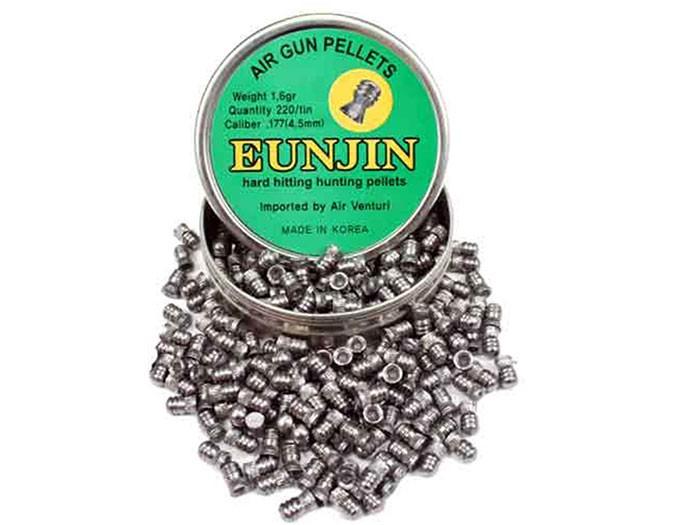 Eun Jin .177 Cal, 16.1 Grains, Round Nose, 220ct