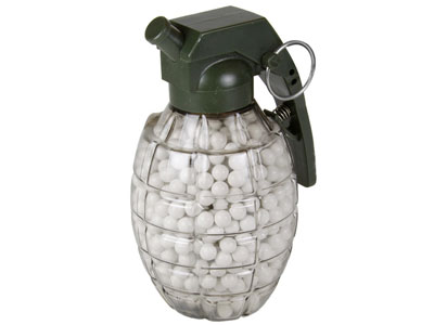 TSD Grenade-shaped feeder.