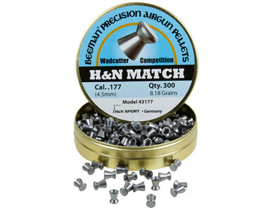 Beeman H&N Match.