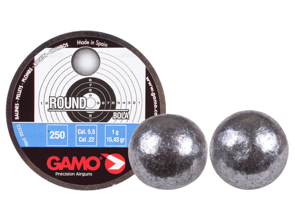 Gamo Round .22.