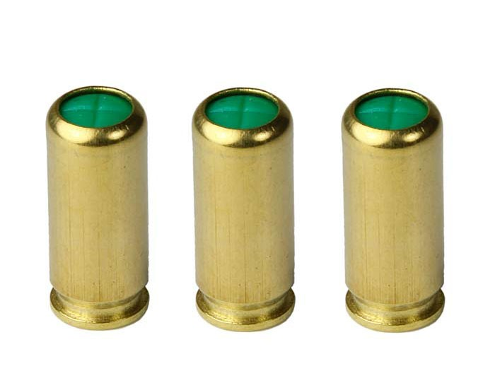 Walther 9mm Blanks.
