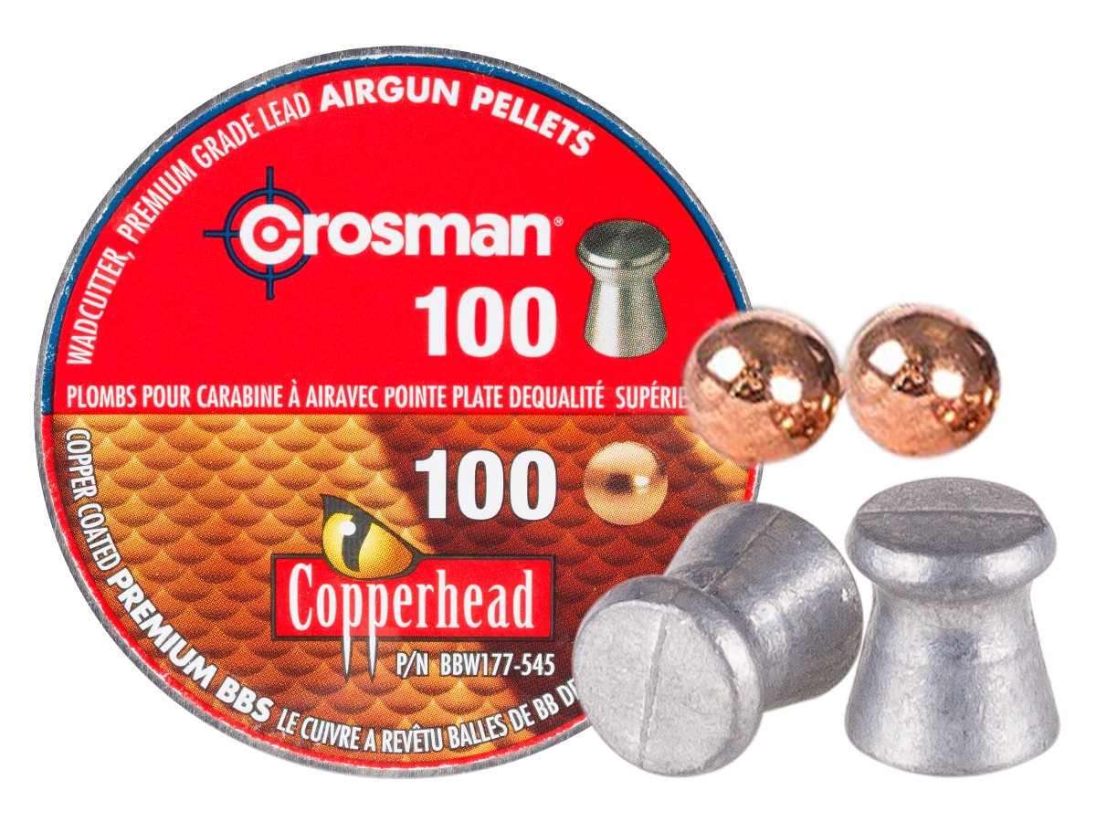 Crosman Dual Ammo.