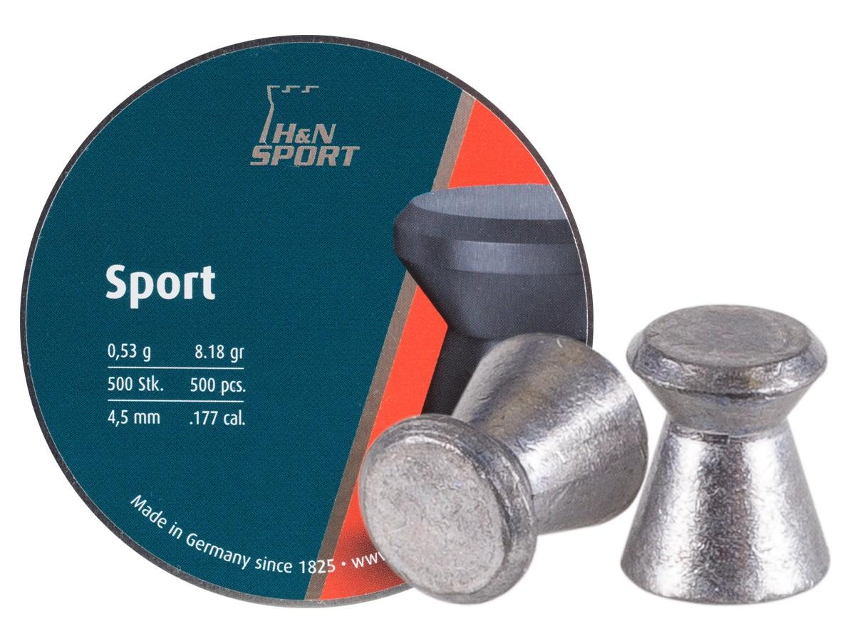 H&N Sport .177.